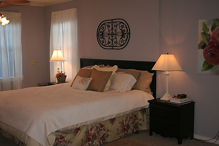 Home Sanctuary: Budget-Beautiful Bedroom Makeover!