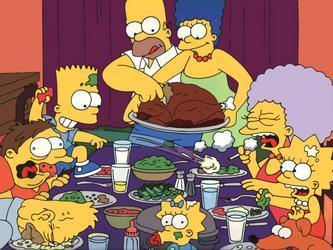 SimpsonThanksgiving